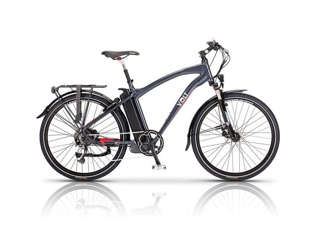 Volt Pulse Hybrid Electric Bike - Large Battery click to zoom image