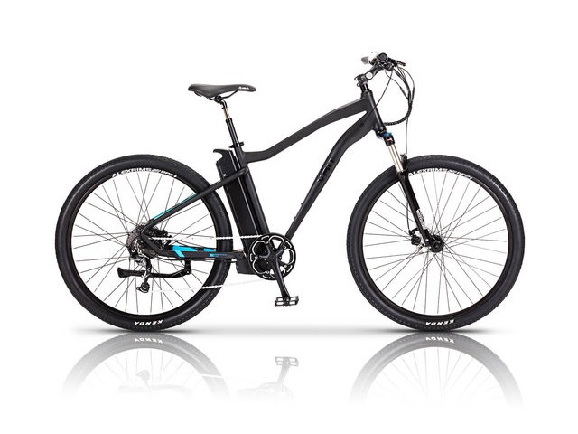 Volt Alpine Electric Mountain Bike Large Battery click to zoom image