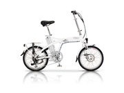 Volt Metro Folding Electric Bike - Standard Battery click to zoom image
