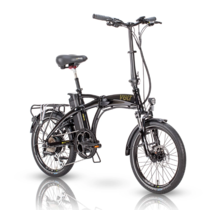 Volt Metro Folding Electric Bike - Standard Battery