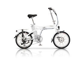 Volt Metro Folding Electric Bike - Large Battery