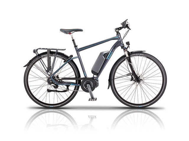 Volt Infinity Shimano Steps Electric Bike click to zoom image