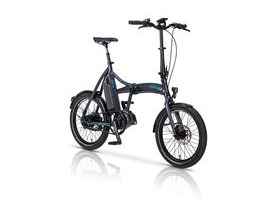 Volt Axis Shimano Steps Folding Electric Bike