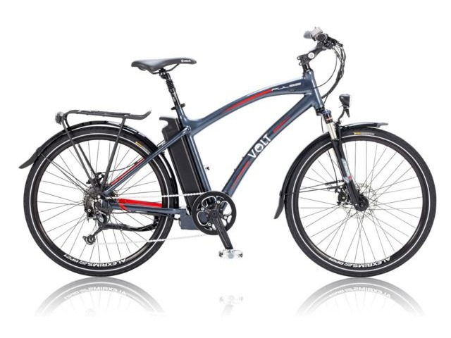 Volt Pulse Hybrid Electric Bike - Standard Battery Hire click to zoom image