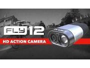 Cycliq Fly12 Front Light with Integrated Action Camera click to zoom image