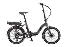 Ezego EZE Folding Bike Unisex Low Step