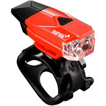 Infini Mini-Lava USB front light, red