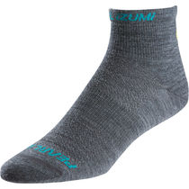 Pearl Izumi Women's, W Elite Wool Sock, Shadow Grey