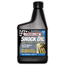 Finish Line Shock oil 7.5wt 16oz/475ml