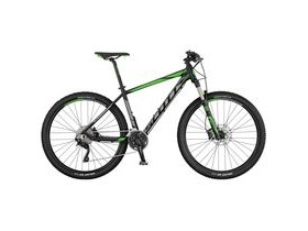 Scott Aspect 710 - Black/Grey/Green