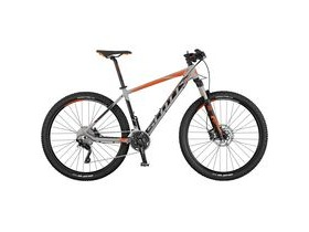 Scott Aspect 710 - Grey/Black/Orange