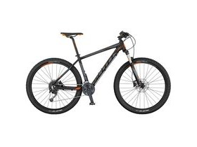 Scott Aspect 730 - Black/Grey/Orange