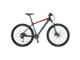 Scott Aspect 730 - Black/Blue/Red