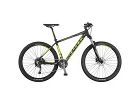 Scott Aspect 740 - Black/Yellow/Grey