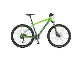 Scott Aspect 740 - Green/Blue