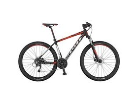 Scott Aspect 750 - Black/White/Red