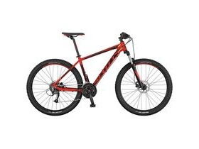 Scott Aspect  750 - Red/Black