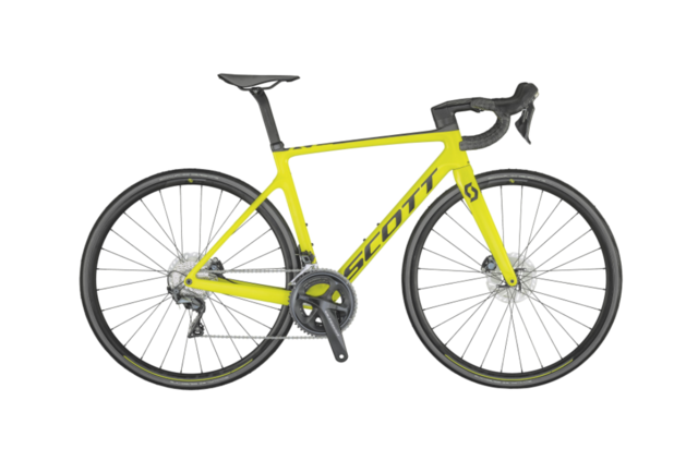 Scott ADDICT RC 30 YELLOW BIKE click to zoom image