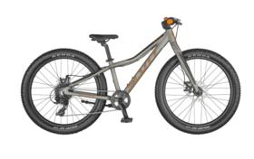 Scott Roxter 24 Raw Alloy Kids Mountain Bike