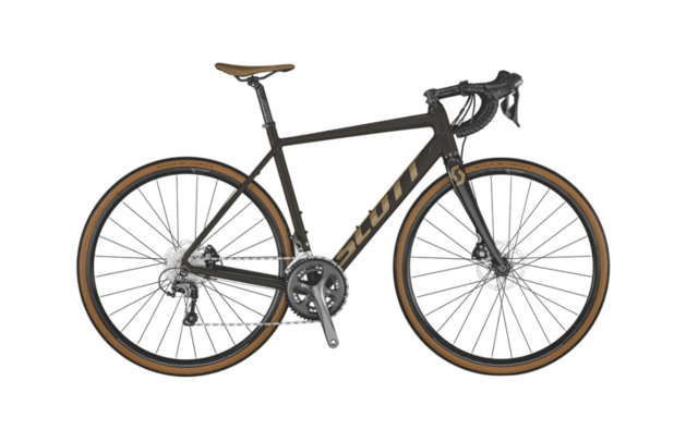 Scott Speedster Disc Road Bike click to zoom image