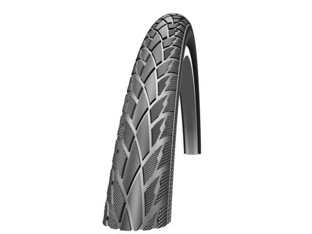 Schwalbe Road Cruiser Hybrid/Dutch Bike Tyre With Puncture Protection click to zoom image