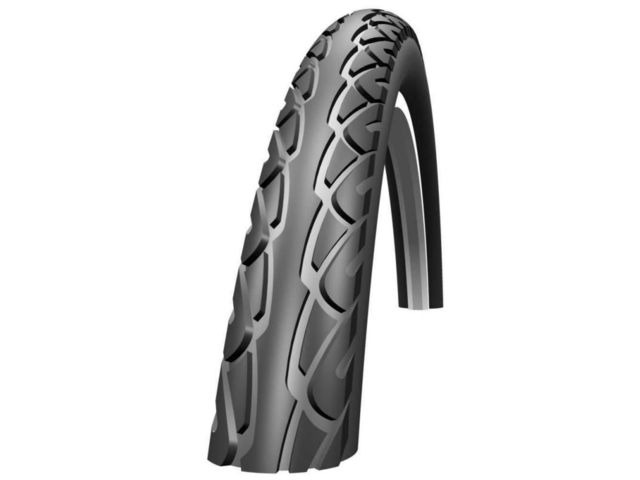 "Schwalbe Marathon 24"" with Reflective Sidewall & Kevlar Belt click to zoom image"
