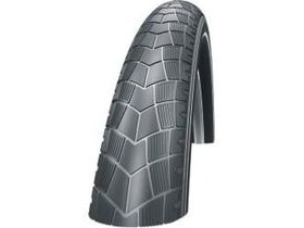 "Schwalbe Big Apple 24""  with Reflective Sidewall & KevlarGuard"